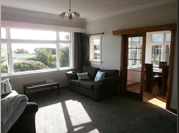 NZ - rooms to rent - Waverley, Dunedin - $120