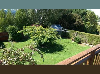 NZ - Lovely sunny home close to town - Helensburgh, Dunedin - $150