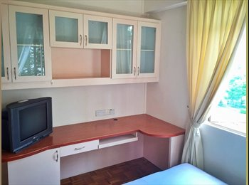 EasyRoommate SG - Quiet/Peaceful Condo Room for Rental - Bayshore, Singapore - $900