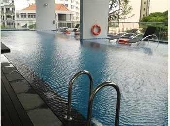 Whole Unit: 2 bedrm condo near Aljunied station