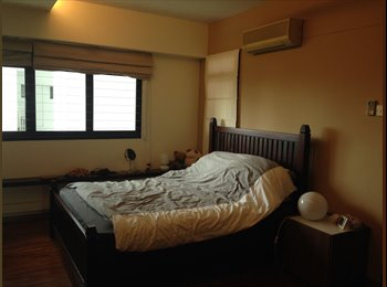 Single Masterbedroom with own mathroom in CBD
