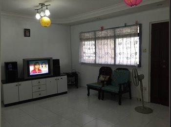 Common room for rent near Rumbia LRT(Sengkang).