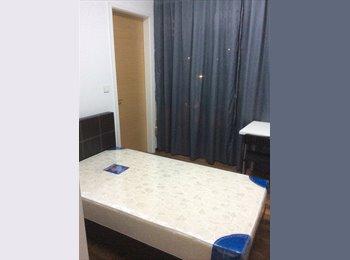 Beside Simei MRT, new condo masterbedroom for rent
