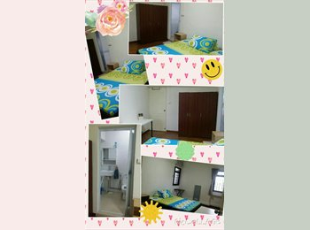 Spacious HDB Master room for rent - Compassvale SK