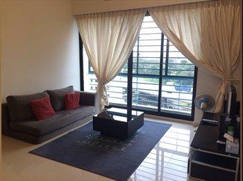 EasyRoommate SG - Harborview towers - common room - Telok Blangah, Singapore - $1350