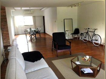 EasyRoommate SG - En-suite room in huge apartment. Condo facilities - River Valley, Singapore - $2200