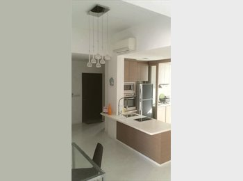 EasyRoommate SG - Modern 3+1 Apartment with 3 Bathrooms only S$4400 - Potong Pasir, Singapore - $1400