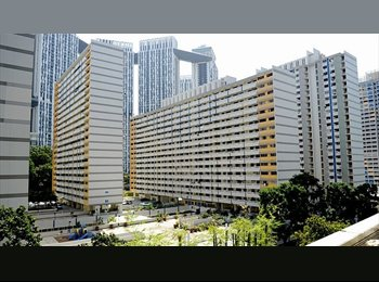 2 rooms to rent: 5min walk to Tanjong Pagar MRT
