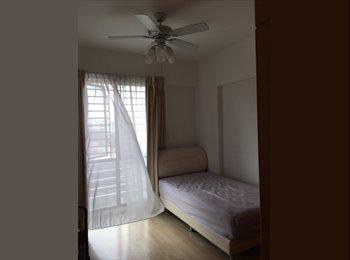 EasyRoommate SG - MASTER BDROOM NEAR CBD (Kallang/Aljunied) - Geylang, Singapore - $1800