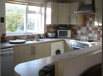 Double room in homely 4 bed house in Furzton