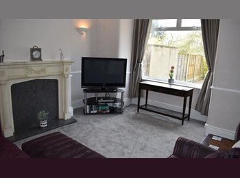 Double Room in a Large Homely House
