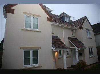 EasyRoommate UK - Newly built shared house - Brislington, Bristol - £410