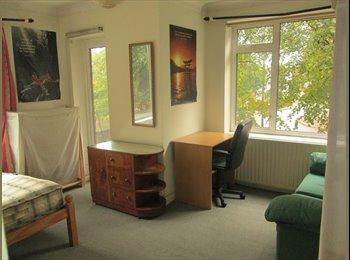 Enormous double room +privet balcony