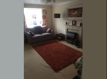 EasyRoommate UK - double Room to rent in lovely 2 bed flat! - Stratford-upon-Avon, Stratford-upon-Avon - £475