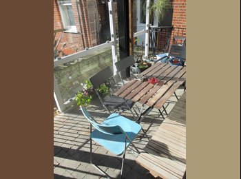 Double room in Hampstead houseshare