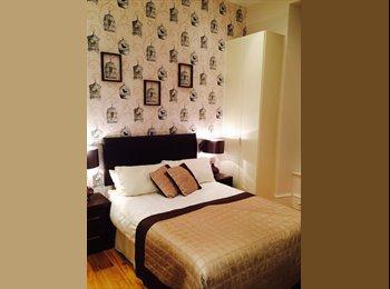 EasyRoommate UK - Double Room Avail - North Kelvinside, Glasgow - £500