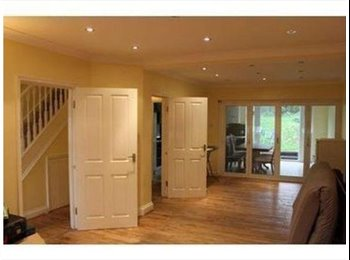 EasyRoommate UK - South woodford Beautiful mordern house share with - Woodford, London - £549