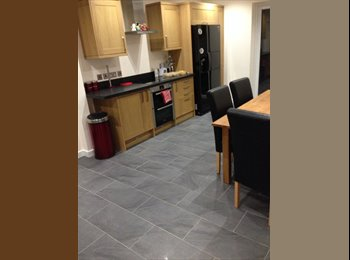Double furnished room in Shaw to rent Mon-Fri