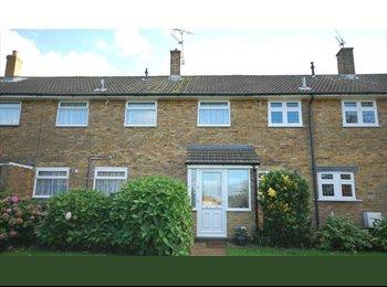 EasyRoommate UK - Double / Single Bedroom To Rent In Large 3bedHouse - Vange, Basildon - £350