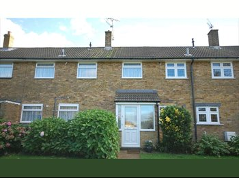 Double / Single Bedroom To Rent In Large 3bedHouse