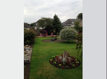 Room in City Centre House to rent with Garden