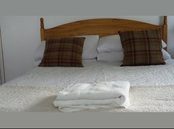 Large double room in spacious quiet house