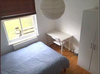 (SHORT T) Huge double room in Kings Cross, Camden