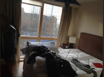EasyRoommate UK - Double Bedroom available in Metro Central Heights - Elephant and Castle, London - £850