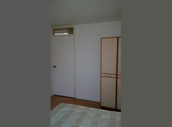 one massive double room going