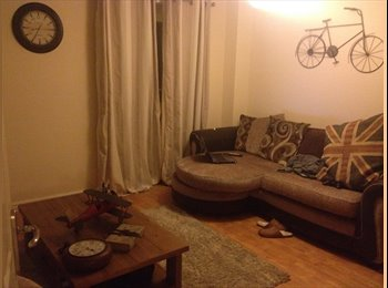 Double room with bathroom in Oakley Vale Corby