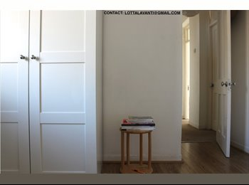 Single room to rent in a double room flat