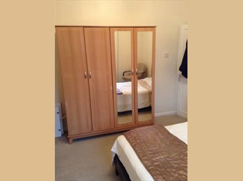 Large Double bedroom, Studio fully furnished