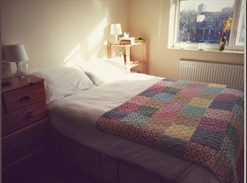EasyRoommate UK - Spacious double bedroom in Kennington - Elephant and Castle, London - £750