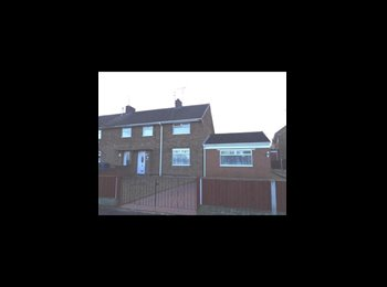 EasyRoommate UK - Double room in well located spacious house - Stafford, Stafford - £350