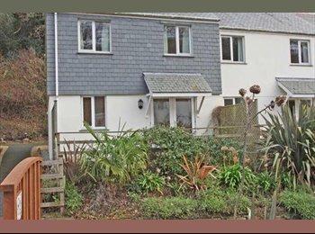 EasyRoommate UK - beautiful Cottage in award wining gardens. - Falmouth, Falmouth - £1000