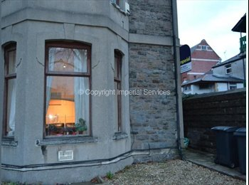 EasyRoommate UK - Very close to city centre - Cardiff, Cardiff - £300