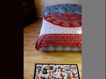 Lovely double bedroom in modern flat