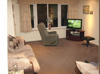 EasyRoommate UK - Large quiet friendly professional home from home. - Beeston Hill, Leeds - £340