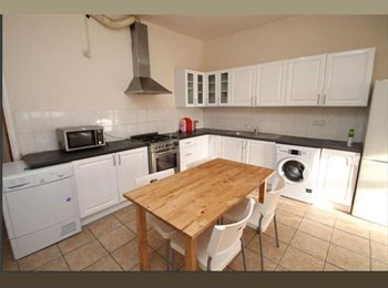 EasyRoommate UK - SPACIOUS BEDROOMS - CENTRAL LOCATION - QUIET HOUSE - Nottingham, Nottingham - £290