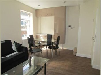 Bright room in a spacious 2-storey apartment