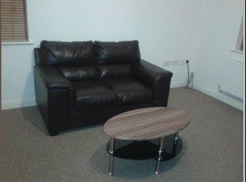 EasyRoommate UK - Flat available in hart of Swindon- Towncenter!! - Swindon, Swindon - £700