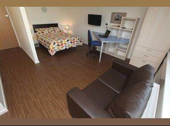 EasyRoommate UK - Double bedroom £350/month+£350 deposit - Flatshare - Bristol City Centre, Bristol - £350
