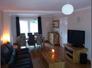EasyRoommate UK - Clean En-suite double bedroom friendly couple - Kidsgrove, Stoke-on-Trent - £500