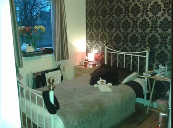 room available in 2 bedroom flat