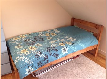 EasyRoommate UK - Single room in shared flat.  - Cambride (North), Cambridge - £550