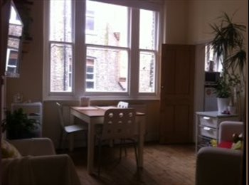 EasyRoommate UK - SINGLE ROOM WITH SINGLE BED IN BATTERSEA PARK - Battersea, London - £540