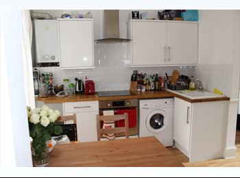 EasyRoommate UK - Fantastic 2 bedroom flat in Oval. £369pw - Camberwell, London - £1600