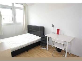 EasyRoommate UK - DOUBLE ROOM IN  BETHNAL GREEN AVAIL MAR 25!!! - Whitechapel, London - £715