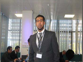 EasyRoommate UK - faisal - 27 - London