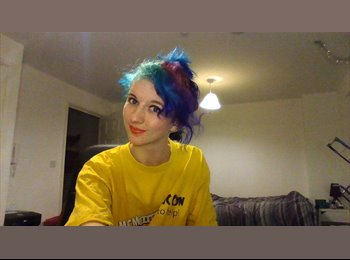 EasyRoommate UK - Lizzy - 20 - Norwich and South Norfolk